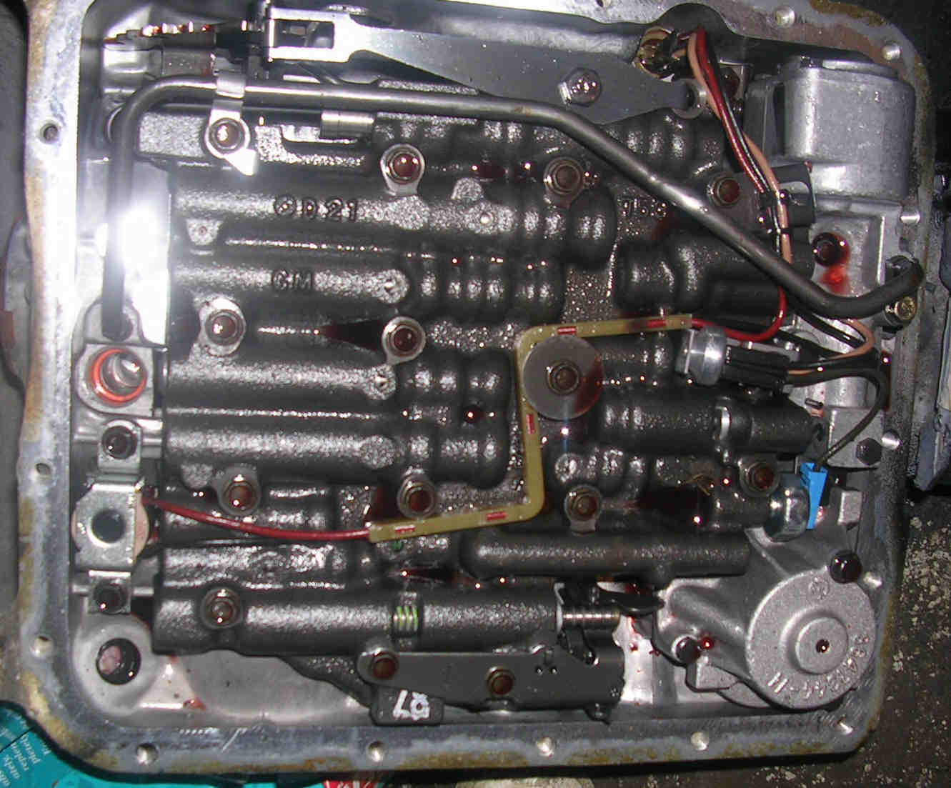 700r4 Lockup Kit Wiring Diagram - Wiring Solutions